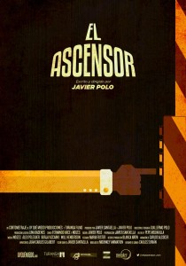 el ascensor cartel